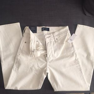 NEW Gap Factory High Rise Straight Jean